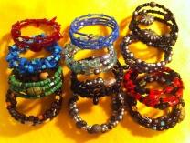 Snake Charmer Bracelets